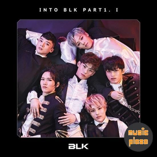 MUSIC PLAZA CD BLK | 비엘케이 | 1st Mini Album - Into BLK Part1. I