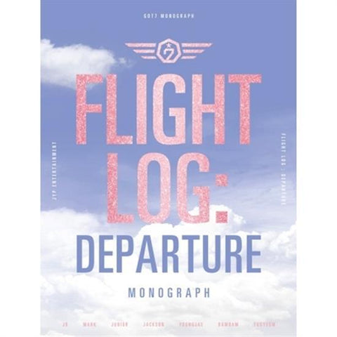 GOT7 | 갓세븐 | MONOGRAPH - FLIGHT LOG: DEPARTURE