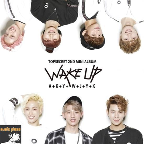MUSIC PLAZA CD <strong>일급비밀 | TOPSECRET</strong><br/>2ND MINI ALBUM<br/>WAKE UP