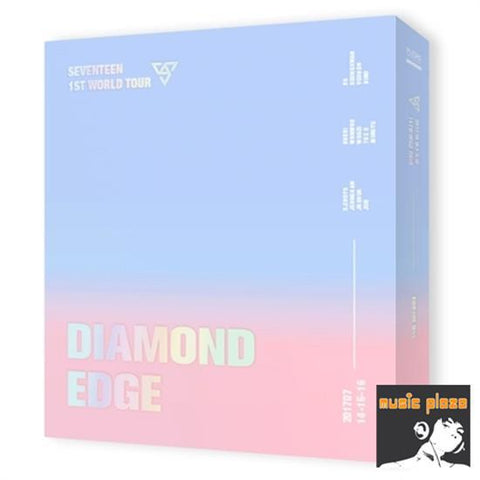 Seventeen | 세븐틴 | 2017 Seventeen 1st World Tour DVD - Diamond Edge in Seoul