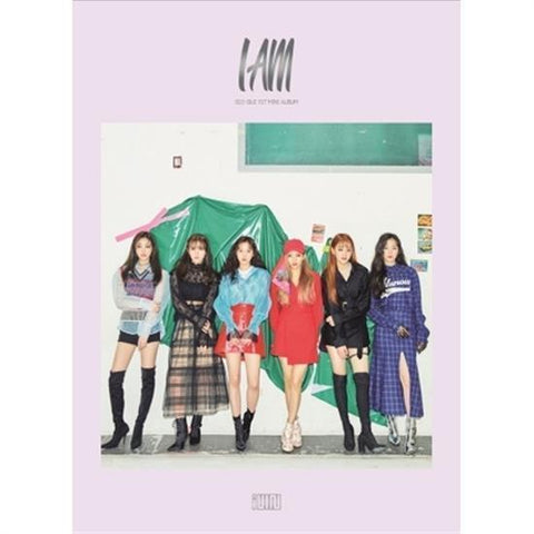 (G)I-DLE | (여자) 아이들 | 1st Mini Album - I Am
