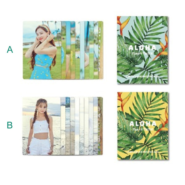 TWICE Twaii's Shop [ LENTICULAR PHOTO CARD ] OFFICIAL MD
