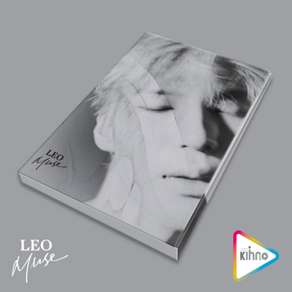 레오 | LEO 2ND MINI ALBUM [ MUSE ] KIHNO KIT
