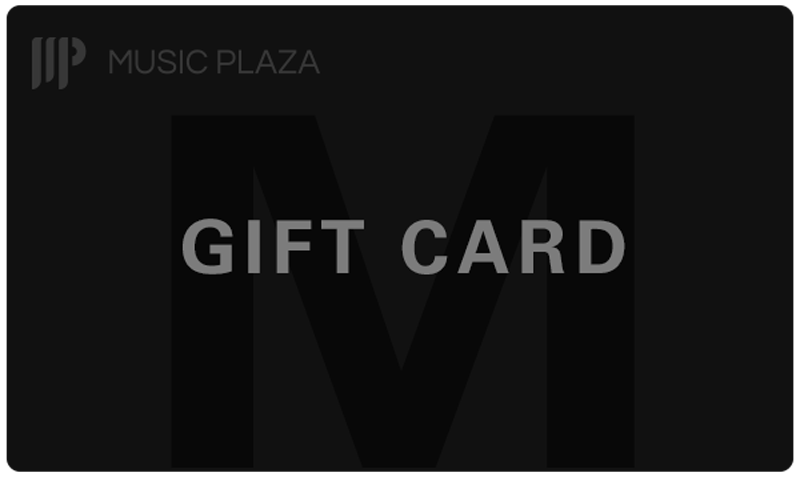 Music Plaza Gift Card $10.00 USD The M Gift Card