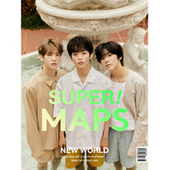 맵스 | MAPS 2020-8 [ CRAVITY ] KOREA MAGAZINE