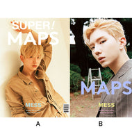 맵스 | MAPS 2020-7 [ KIHYUN OF MONSTA X ]