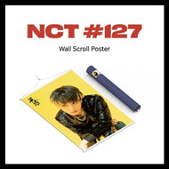 NCT127 WALL SCROLL POSTER