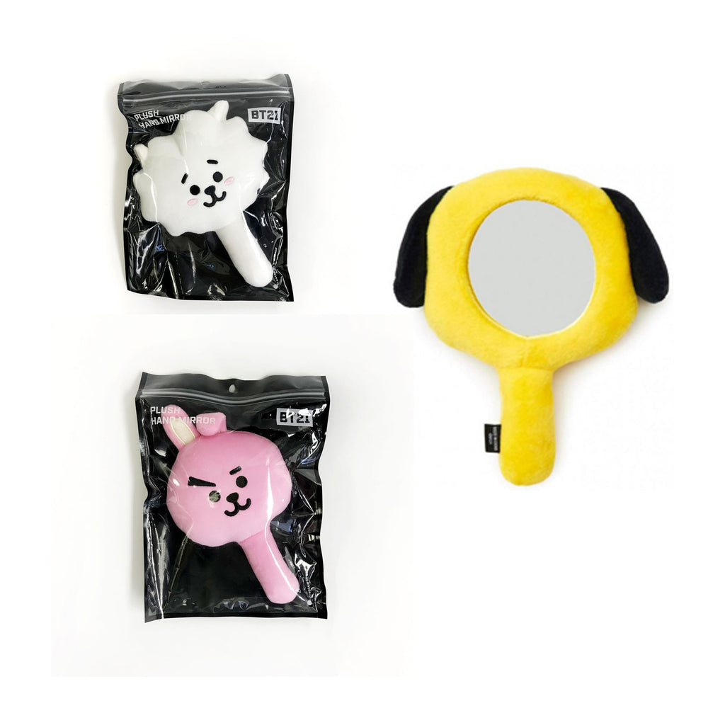 BT21 / BTS | OFFICIAL HAND MIRROR
