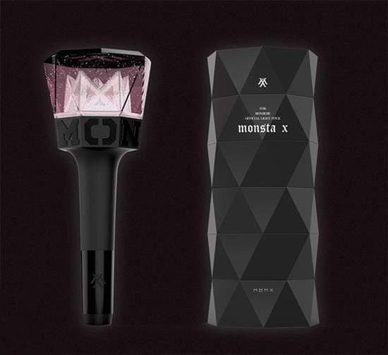 MUSIC PLAZA Light Stick Monsta X | 몬스타 엑스 | OFFICIAL LIGHT STICK