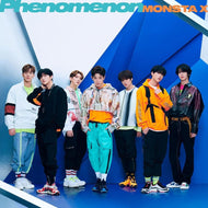 MONSTA X  [ PHENOMENON ] JAPANESE ALBUM