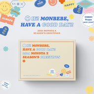 MONSTA X 2021 SEASON'S GREETINGS