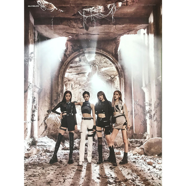 Blackpink | 블랙핑크 | KILL THIS LOVE | POSTER ONLY (2sides)