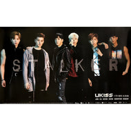 U.KISS | 유키스 | 11TH MINI ALBUM [STALKER] | POSTER ONLY