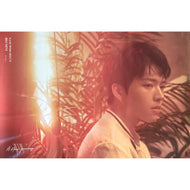 남우현 | NAM WOO HYUN | 3RD MINI ALBUM [A NEW JOURNEY] | (A VER.) POSTER ONLY
