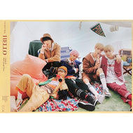 씨아이엑스 | CIX | 4TH EP ALBUM [HELLO, STRANGE DREAM] (HELLO VER.) POSTER ONLY