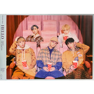 씨아이엑스 | CIX | 4TH EP ALBUM [HELLO, STRANGE DREAM] (STRANGE DREAM VER.) POSTER ONLY