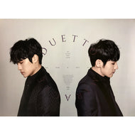 DUETTO | 듀에토 | 2ND MINI ALBUM [MIRACLE] POSTER ONLY
