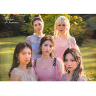 다이아 | DIA | 6TH MINI ALBUM [FLOWER 4 SEASONS] (FLOWER VER.) POSTER ONLY