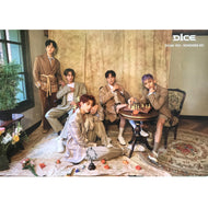 디원스 | D1CE | 2ND MINI ALBUM [DRAW YOU : REMEMBER ME] POSTER ONLY