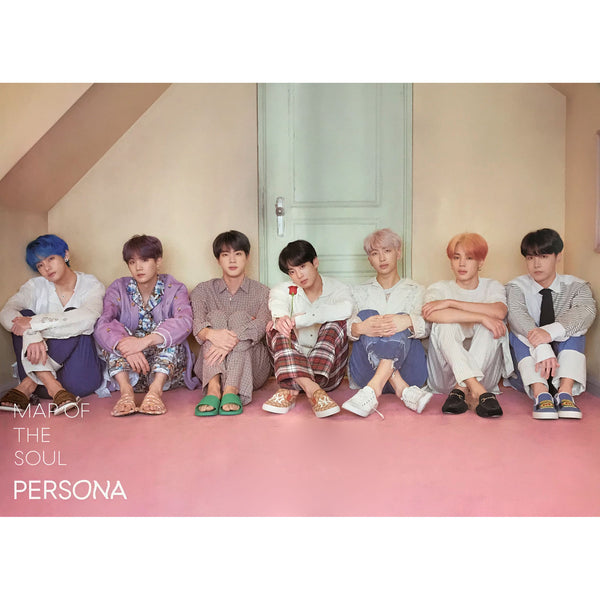 방탄소년단 | BTS [ MAP OF THE SOUL PERSONA ] | VERSION C | POSTER ONLY