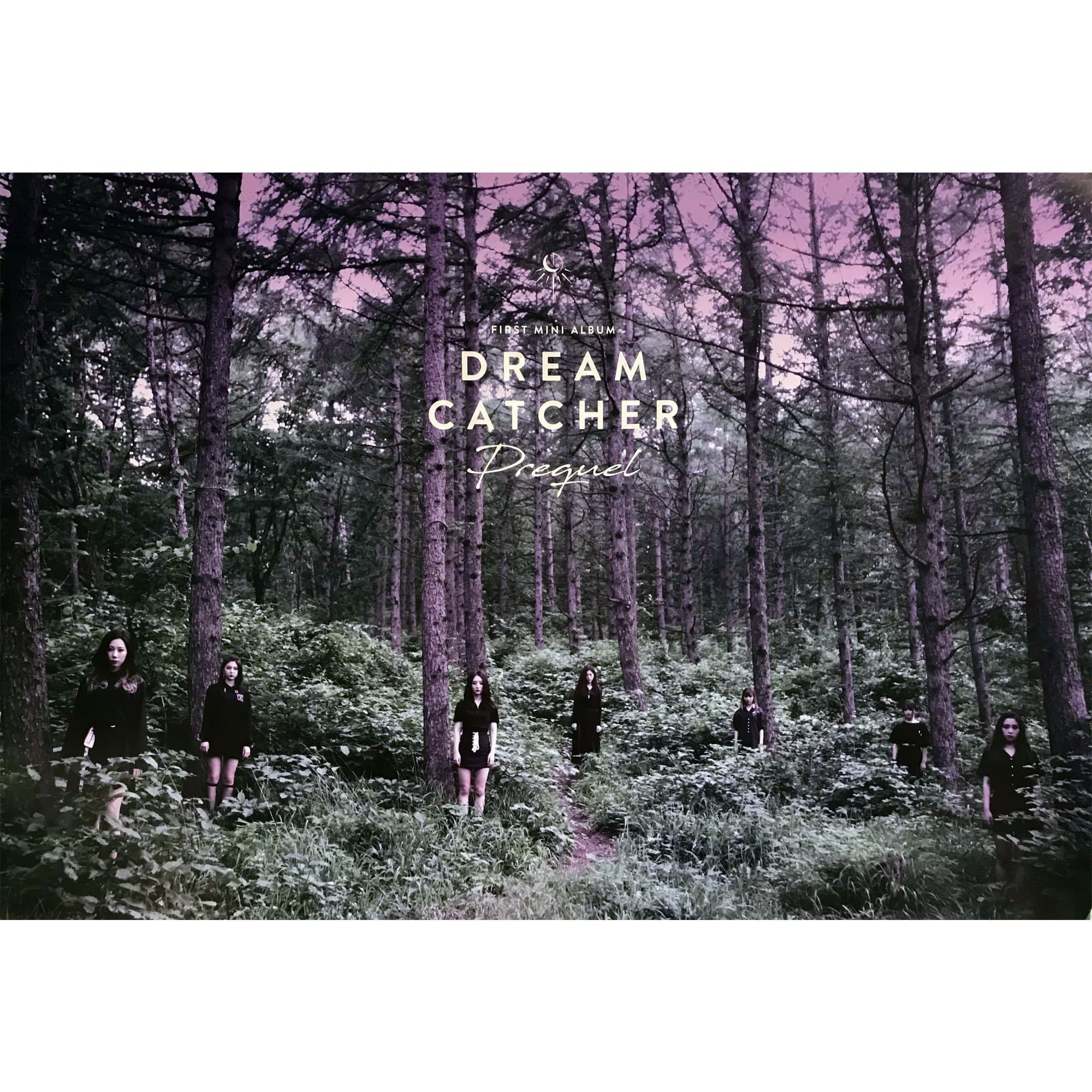 드림캐쳐 | DREAM CATCHER | 1ST MINI ALBUM -  PREQUEL | POSTER