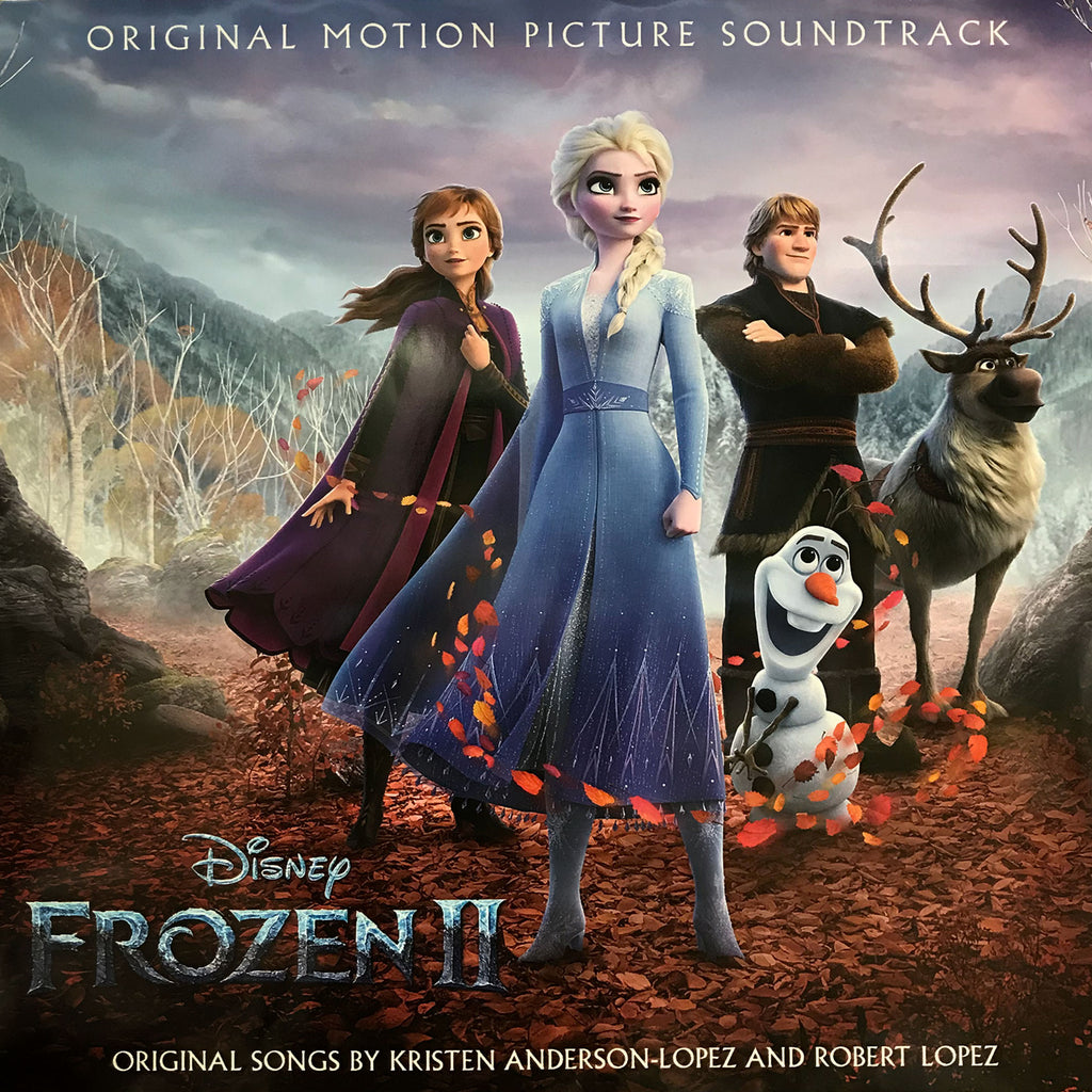 FROZEN 2 OST | POSTER ONLY