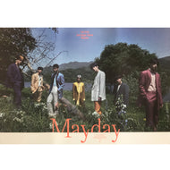 빅톤 | VICTON | 2ND SINGLE ALBUM [MAYDAY] (VENEZ VER.) POSTER ONLY