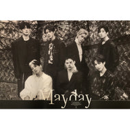 빅톤 | VICTON | 2ND SINGLE ALBUM [MAYDAY] (M'AIDER VER.) POSTER ONLY