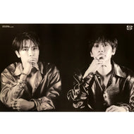 슈퍼주니어 (동해&은혁) | SUPER JUNIOR (D&E) | 4TH MINI SPECIAL ALBUM [BAD LIAR] | (UNIT VER.) POSTER ONLY