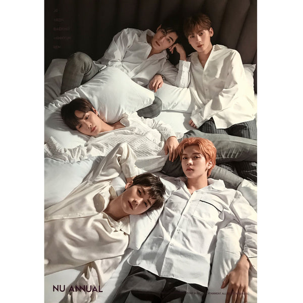 NU'EST | 뉴이스트 |  NU ANNUAL | (VERSION A) POSTER ONLY