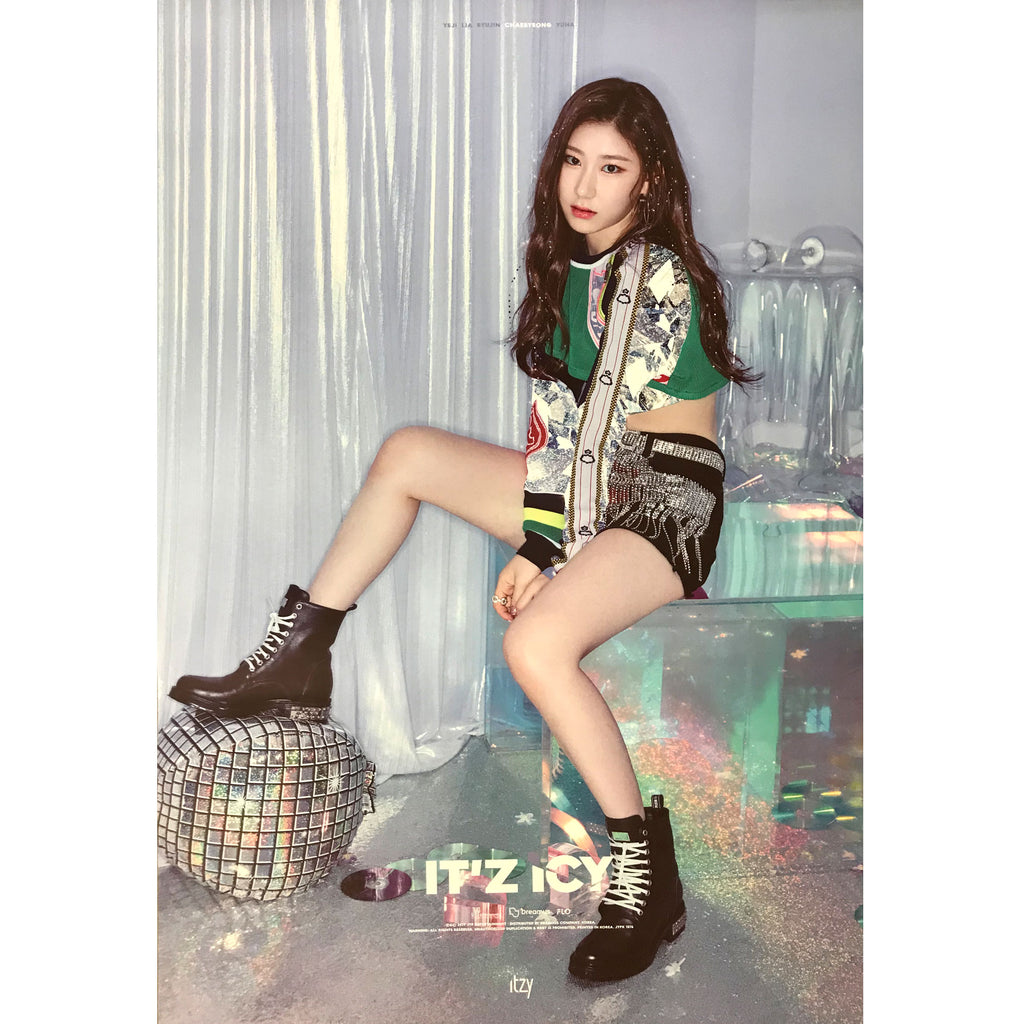 잇지 | ITZY | IT'Z ICY | (CHAERYEONG) | POSTER ONLY