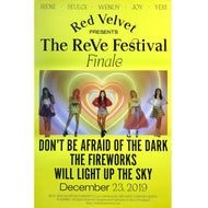RED VELVET | REPACKAGE ALBUM [THE REVE FESTIVAL] FINALE (SCRAPBOOK VER.) POSTER ONLY