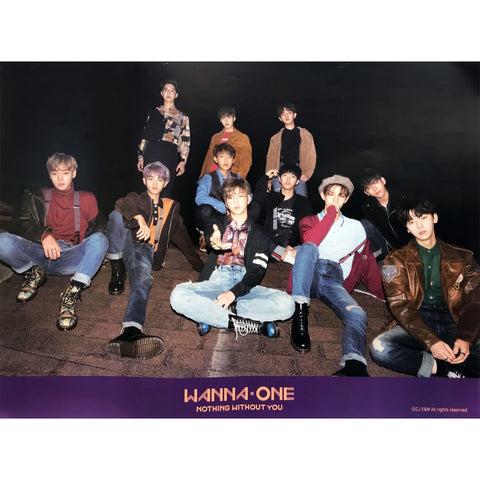 Wanna one | 워너원 | Nothing without you | POSTER