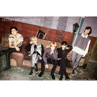 원위 | ONEWE | 1ST DEMO ALBUM [STUDIO WE : RECORDING] | (VERSION B) POSTER ONLY