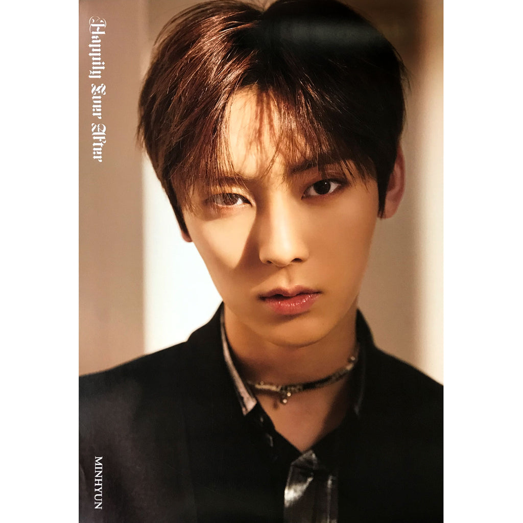 NU'EST | MINHYUN l Happily Ever After l POSTER ONLY