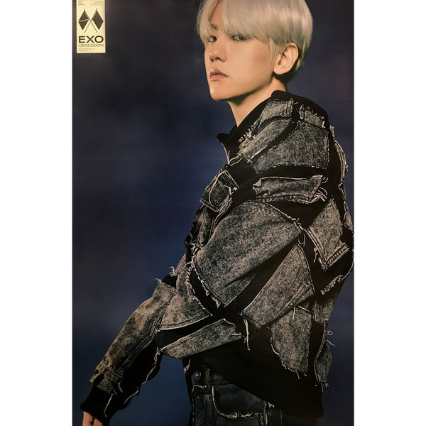 EXO | 6TH ALBUM [OBSESSION] | OBSESSION VERSION | (BAEKHYUN) POSTER ONLY