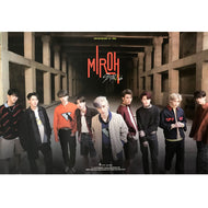 스트레이 키즈 (STRAY KIDS) - CLE 1 : MIROH | POSTER ONLY