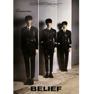 BDC | 1ST EP ALBUM [THE INTERSECTION : BELIEF] | (MOON VER.) POSTER ONLY