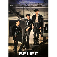BDC | 1ST EP ALBUM [THE INTERSECTION : BELIEF] | (UNIVERSE VER.) POSTER ONLY