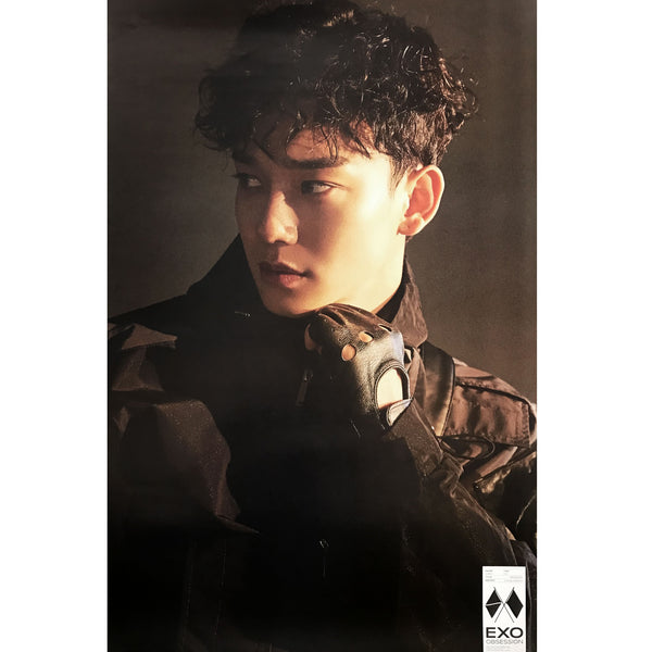 EXO | 6TH ALBUM [OBSESSION] | EXO VERSION | (CHEN) POSTER ONLY