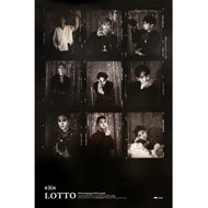 엑소 | EXO | VOL.3 REPACKAGE ALBUM [LOTTO] | (VER. B) POSTER ONLY