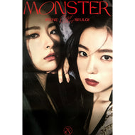 아이린 & 슬기 | RED VELVET(IRENE & SEULGI) | 1ST MINI [MONSTER] | (TOP NOTE. A) POSTER ONLY