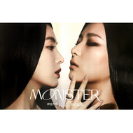 아이린 & 슬기 | RED VELVET(IRENE & SEULGI) | 1ST MINI [MONSTER] | (TOP NOTE. B) POSTER ONLY