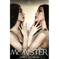 아이린 & 슬기 | RED VELVET(IRENE & SEULGI) | 1ST MINI [MONSTER] | (BASE NOTE. B) POSTER ONLY
