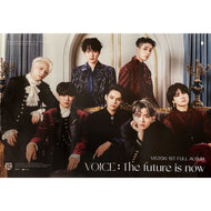 빅톤 | VICTON | 1ST FULL ALBUM [VOICE : THE FUTURE IS NOW] (VER. C) POSTER ONLY