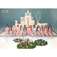아이즈원 | IZ ONE | 3RD MINI ALBUM [ONEIRIC DIARY] | 3D VERSION B | POSTER ONLY