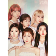 아이즈원 | IZ ONE | 3RD MINI ALBUM [ONEIRIC DIARY] | UNIT A | POSTER ONLY