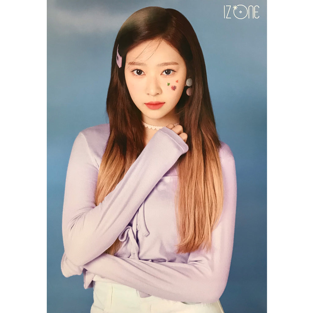 아이즈원 | IZ ONE | 3RD MINI ALBUM [ONEIRIC DIARY] | KIM MIN JU | POSTER ONLY