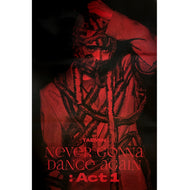 태민 | TAEMIN | 3RD ALBUM [NEVER GONNA DANCE AGAIN : ACT 1] (SUSPECT VER.)  POSTER ONLY