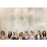 위키미키 | WEKI MEKI | 3RD MINI ALBUM [HIDE AND SEEK] | (SEEK VER.) POSTER ONLY